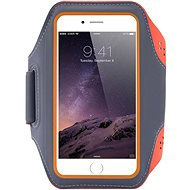 Mobilly Handheld Sports Case, Orange - Mobile Phone Case