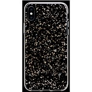Bling My Thing Milky Way Starry Night for Apple iPhone X/XS Transparent - Mobile Case