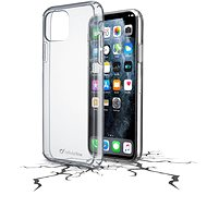 Cellularline Clear Duo for Apple iPhone 11 Pro Max - Mobile Case