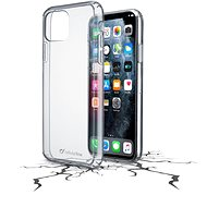 Cellularline Clear Duo for Apple iPhone 11 Pro - Mobile Case