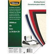 FELLOWES Chromo A4 Glossy Red - Binding Cover