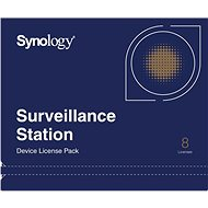 Synology 8 Camera License Package - Software