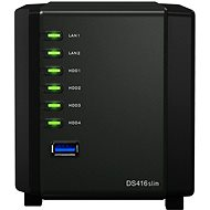 Synology DiskStation DS416slim - Data Storage Device