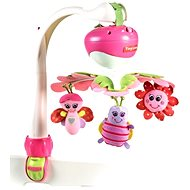 Tiny Love Musical Carousel on the Road - Tiny Princess - Cot Toy