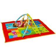 Playing blanket with a horizontal bar - Play Mat