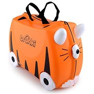Trunki Case Tiger - Ride-on suitcase