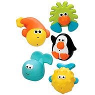 Friends in the bath - Water Toy