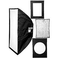 Terronic Softbox KIT 60 x 85cm - Set