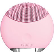 FOREO LUNA Mini facial cleansing brush, Petal Pink - Cleansing Kit