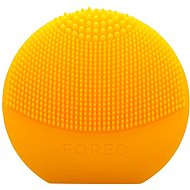 FOREO LUNA play facial cleansing brush, Sunflower Yellow - Cleansing Kit