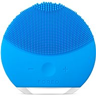 FOREO LUNA Mini 2 facial cleansing brush, Aquamarine - Skin Cleansing Brush