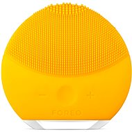 FOREO LUNA Mini 2 facial cleansing brush, Sunflower Yellow - Skin Cleansing Brush