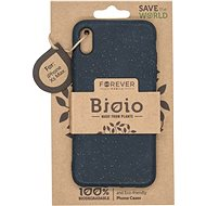 Forever Bioio for iPhone XS Max, Black - Mobile Case