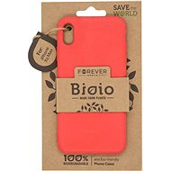 Forever Bioio for iPhone XS Max, Red - Mobile Case