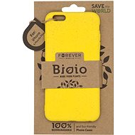 Forever Bioio for iPhone 6 Plus yellow - Mobile Case