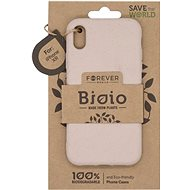 Forever Bioio for iPhone XR, Pink - Mobile Case