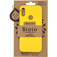 Forever Bioio for Xiaomi Redmi Note 7 yellow - Mobile Case