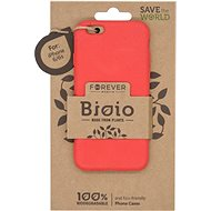 Forever Bioio for iPhone 6 / 6s red - Mobile Case