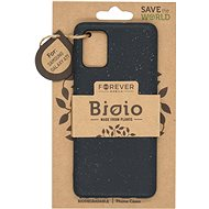 Forever Bioio for Samsung Galaxy A71 black - Mobile Case