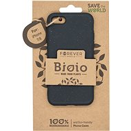 Forever Bioio for iPhone 7/8/SE (2020), Black - Mobile Case