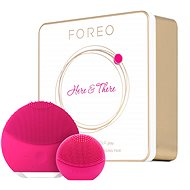 "FOREO ""Here & There"" Gift Set Skin Care - Cleaning Kit"