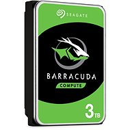 Seagate BarraCuda 3TB - Hard Drive