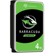 Seagate BarraCuda 4TB - Hard Drive