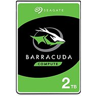 Seagate BarraCuda Laptop 2TB - Hard Drive