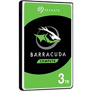 Seagate BarraCuda Laptop 3TB - Hard Drive