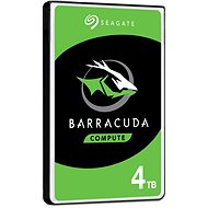 Seagate BarraCuda Laptop 4TB - Hard Drive