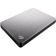 Seagate BackUp Plus Portable 1000GB silver - External hard drive