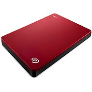 Seagate BackUp Plus Portable 2000GB red - External hard drive