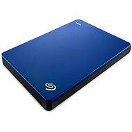 Seagate BackUp Plus Portable 2000GB blue - External hard drive