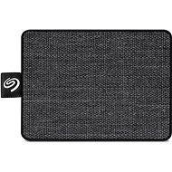 Seagate One Touch SSD 500GB, Black - External hard drive