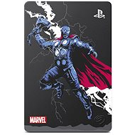 Seagate PS4 Game Drive 2TB Marvel Avengers Limited Edition - Thor - External Hard Drive