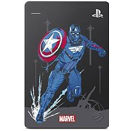 Seagate PS4 Game Drive 2TB Marvel Avengers Limited Edition - Avengers Assemble - External Hard Drive