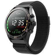 Forever Icon AW-100 Black - Smartwatch