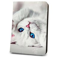 "Forever Fashion Cute Kitty Universal 7-8"" - Tablet Case"