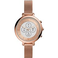 Fossil FTW7039 Monroe Hybrid HR 38mm Rose Gold Stainless-steel - Smartwatch