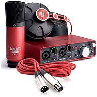 FOCUSRITE Scarlett STUDIO - Sound card