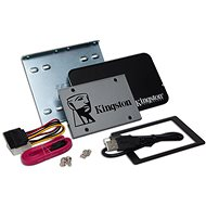 Kingston SSDNow UV500 240GB Desktop Upgrade Kit - SSD Disk