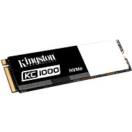 Kingston KC1000 480GB - SSD Disk