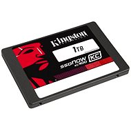 Kingston SSDNow KC400 1000GB 7mm - SSD Disk