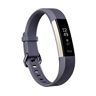 Fitbit Alta HR Blue/Grey Large - Fitness Tracker