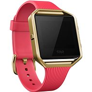 Fitbit Blaze Tapered Pink Gold Small - Strap