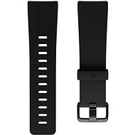 Fitbit Versa Classic Accessory Band, Black, Large - Watch band
