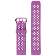 Fitbit Charge 3 Accessory Sport Band Berry Small - Watch band