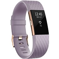 Fitbit Charge 2 Small Lavender Rose Gold - Fitness Tracker