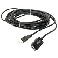 PremiumCord USB 2.0 repeater 5m extension - Data cable