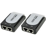 PremiumCord HDMI extender to 60m - Adapter